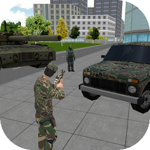 Army Car Driver for PC and MAC
