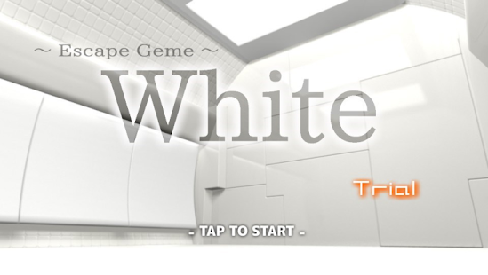 Escape Game -White- (Trial) - náhled