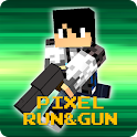 Pixel Run and Gun : Pixel Hunt icon