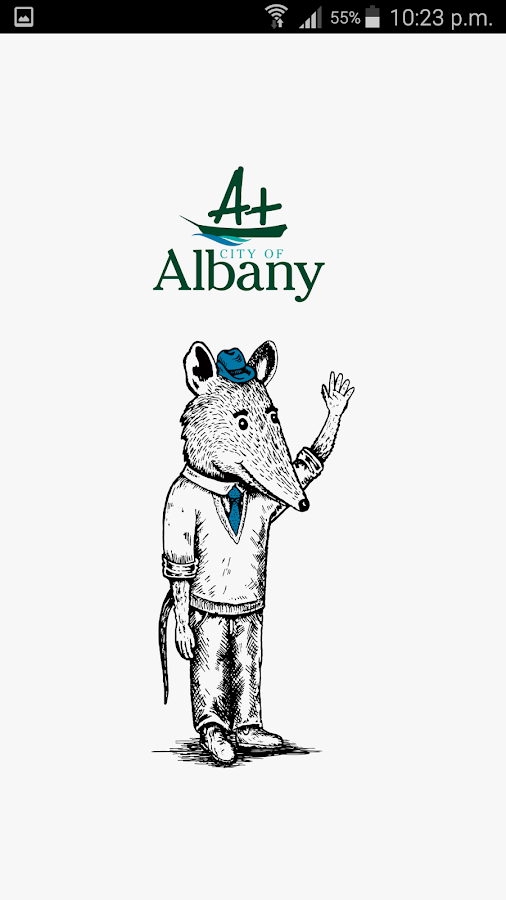 The City of Albany App- screenshot