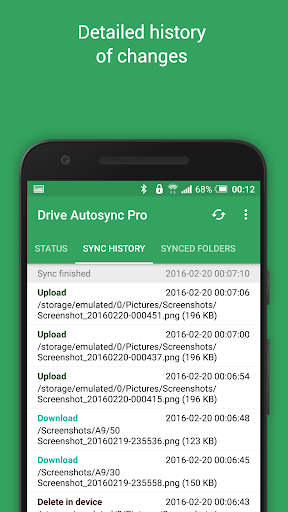 Autosync for Google Drive 4.4.31 Screenshots 7