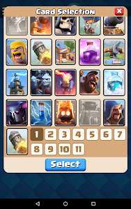 Counter Deck Calculator for CR screenshot 20