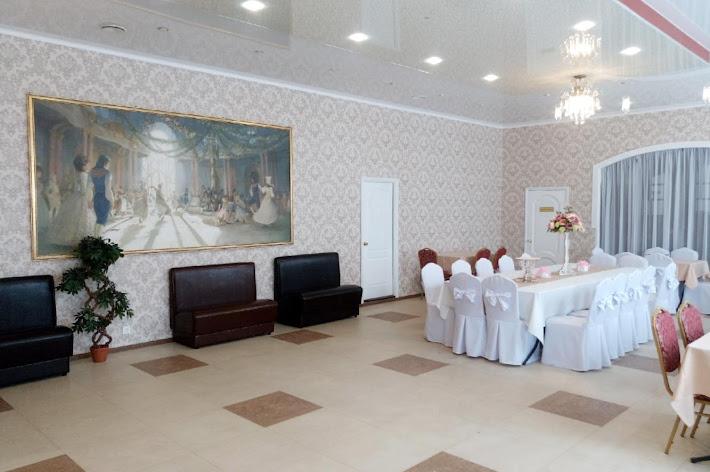 Фото №9 зала Банкет HALL Губернский
