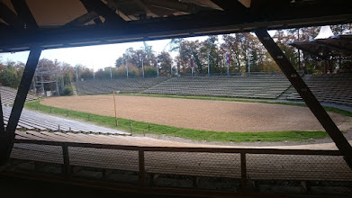 Photo: kaltenberg castle: arena for knight-at-arms tourmaments