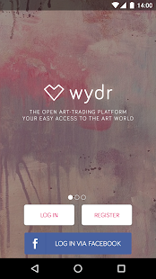 wydr: art & original paintings- screenshot thumbnail