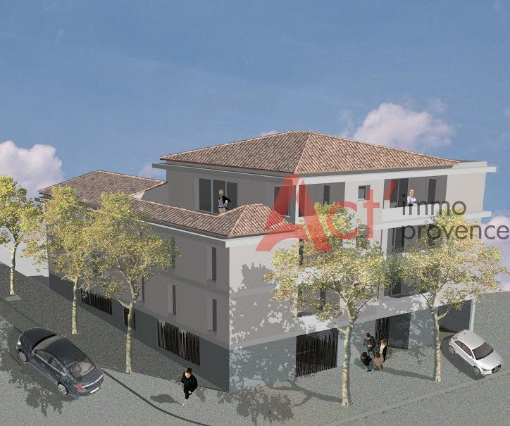 Vente appartement 3 pièces 75.35 m² à Draguignan (83300), 290 493 €