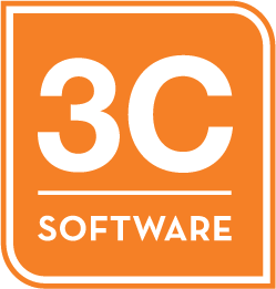 3C Software Logo