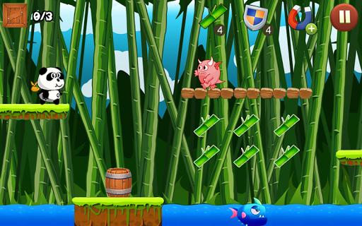 Running Panda In Jungle World  screenshots EasyGameCheats.pro 3