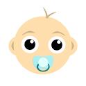 Baby & Child Age Widget icon