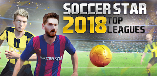 Soccer Star 2018 Top Leagues app (apk) free download for Android/PC/Windows screenshot