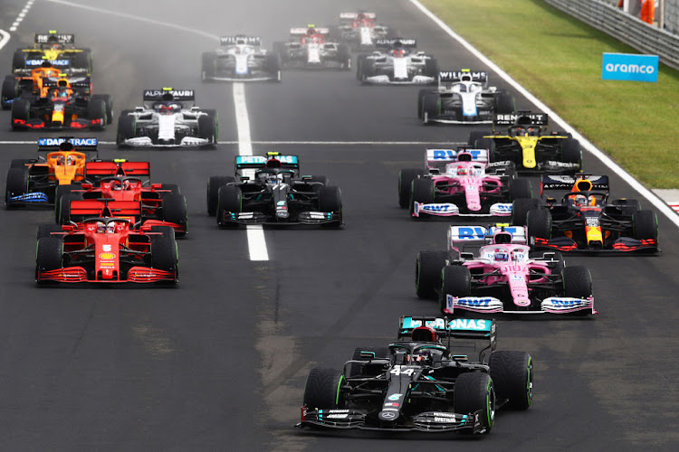 The Hungarian Grand Prix was the most-watched race of the 2020 F1 season.