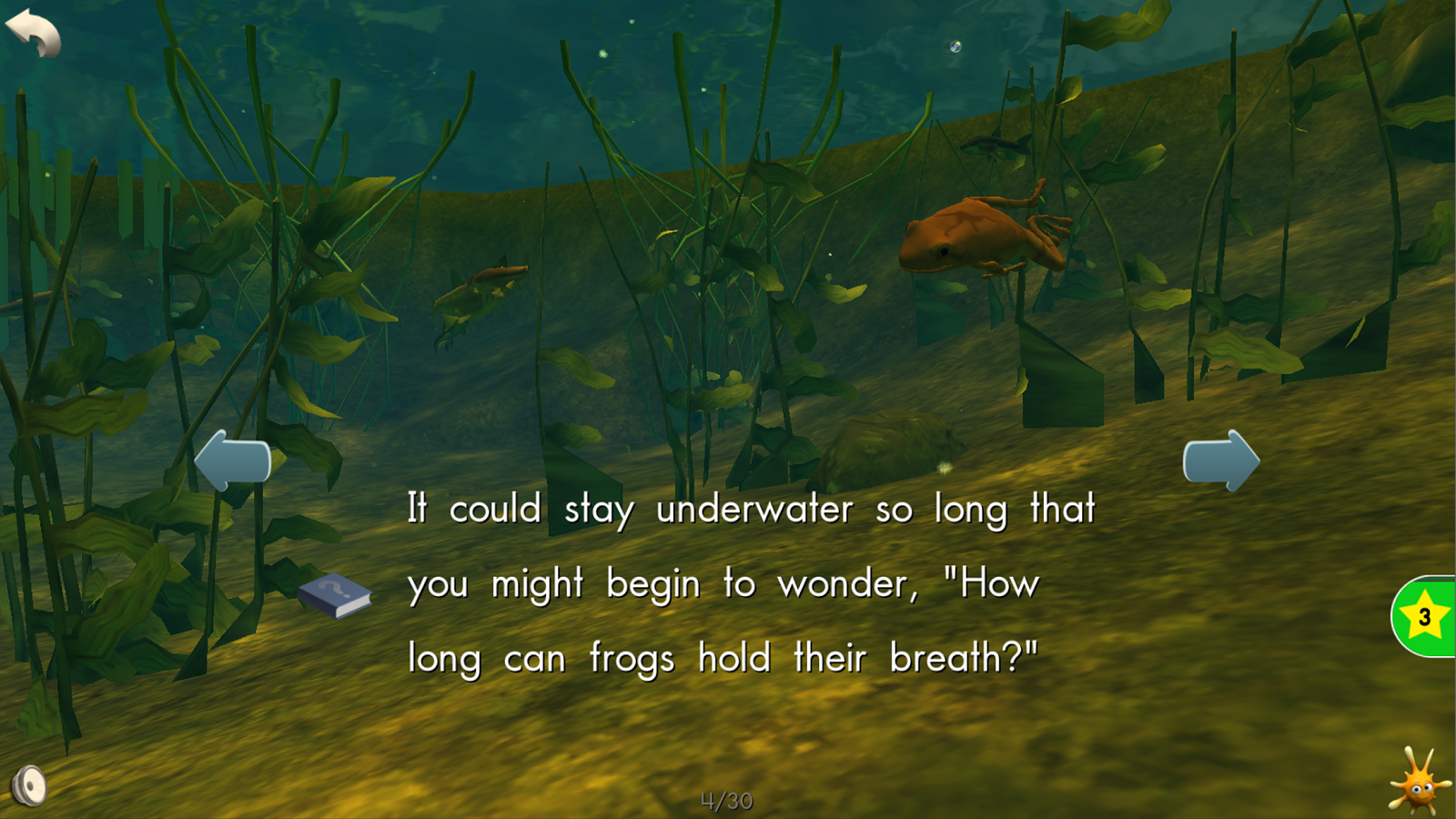 Amazing Amphibians- screenshot