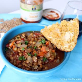 Lentil Soup And Salsa Recipes.