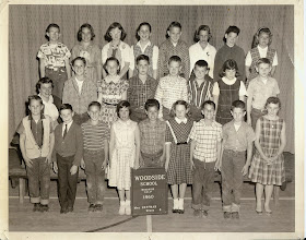 Photo: Woodside School 5th Grade 1960