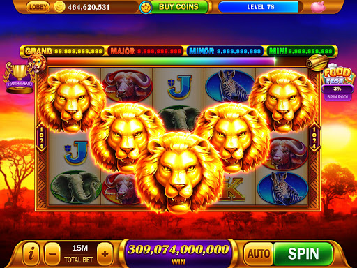 Golden Casino: Free Slot Machines & Casino Games screenshots 11