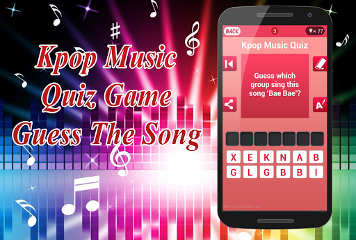 Kpop Music Quiz Guess The Song