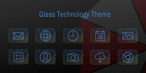 Glass Technology-Solo Theme