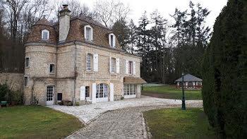manoir à Presles-et-Thierny (02)