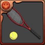 越前のテニスラケット