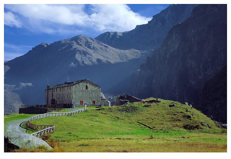 Tra le Alpi di danilomateraphotography