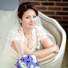 Wedding photographer Kristina Potemkina (kris12). Photo of 16.10.2014