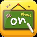 전치사 뽀개기(만화로 공부하는 영어회화) icon