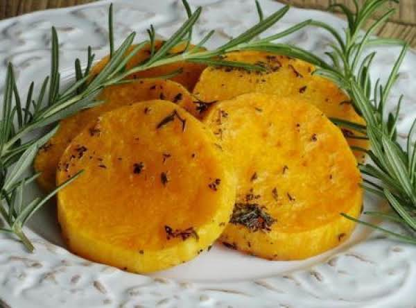 Rosemary Chili-lime Squash Recipe