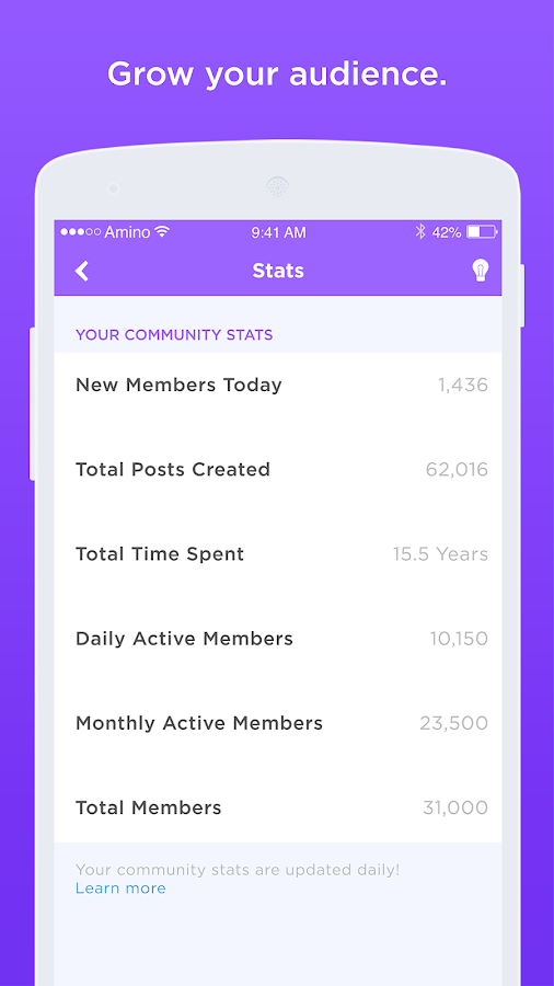 Amino Creator and Manager: ACM- screenshot