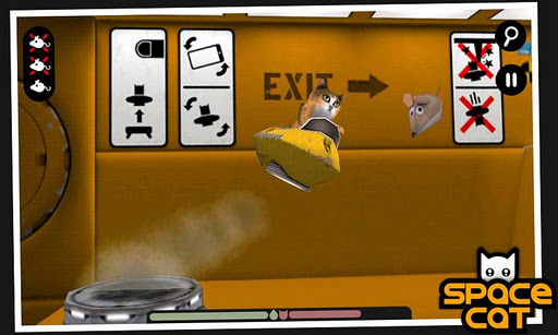 paceCat 3D screenshot 3