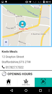 Keele Meals- screenshot thumbnail