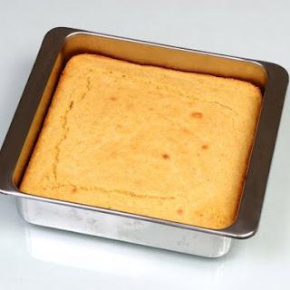 El Torito's Sweet Corn Cake