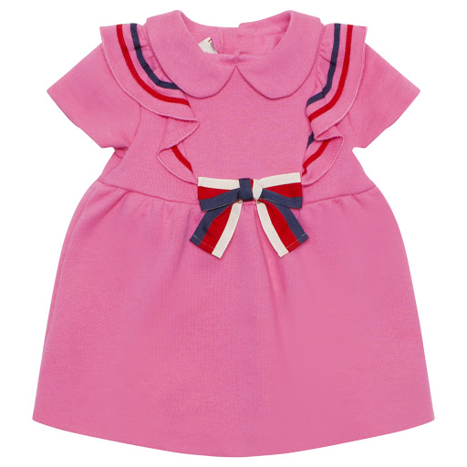 Primary image of Gucci Bow Baby Dress