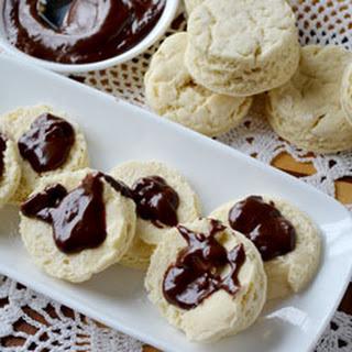 Coconut Chocolate Gravy.