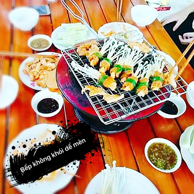 Nhà cung cấp bếp than hoa chính hãng chất lượng tại Hà Nội