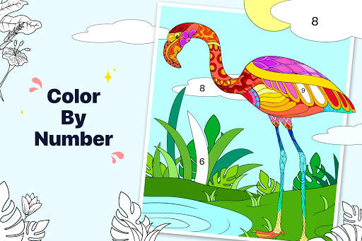 Zodiac Coloring Pages screenshot 19