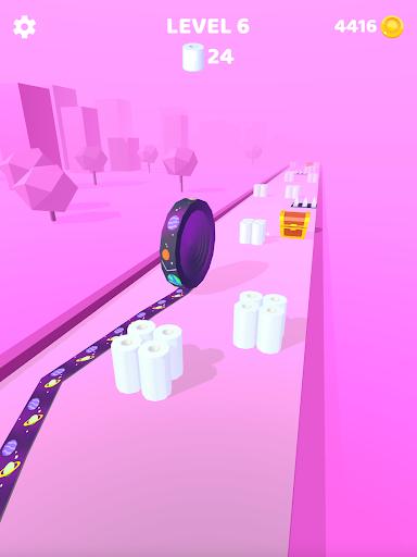 Paper Line - Toilet paper game  screenshots 10