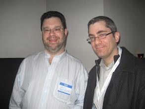 Photo: David Abeshouse and Jonathan Schloss