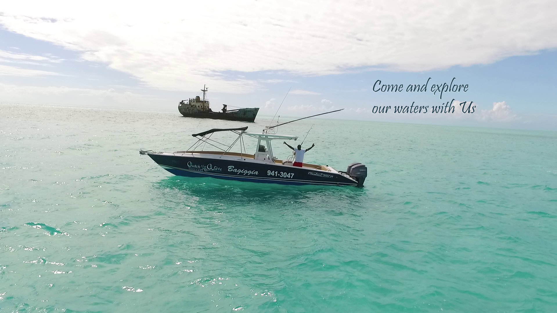 Catch the Wave Charters - Fishing Charters and Boat Tours in Turks and Caicos Islands