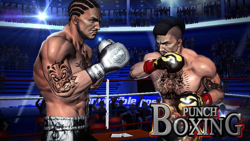 Punch Boxing 3D Game