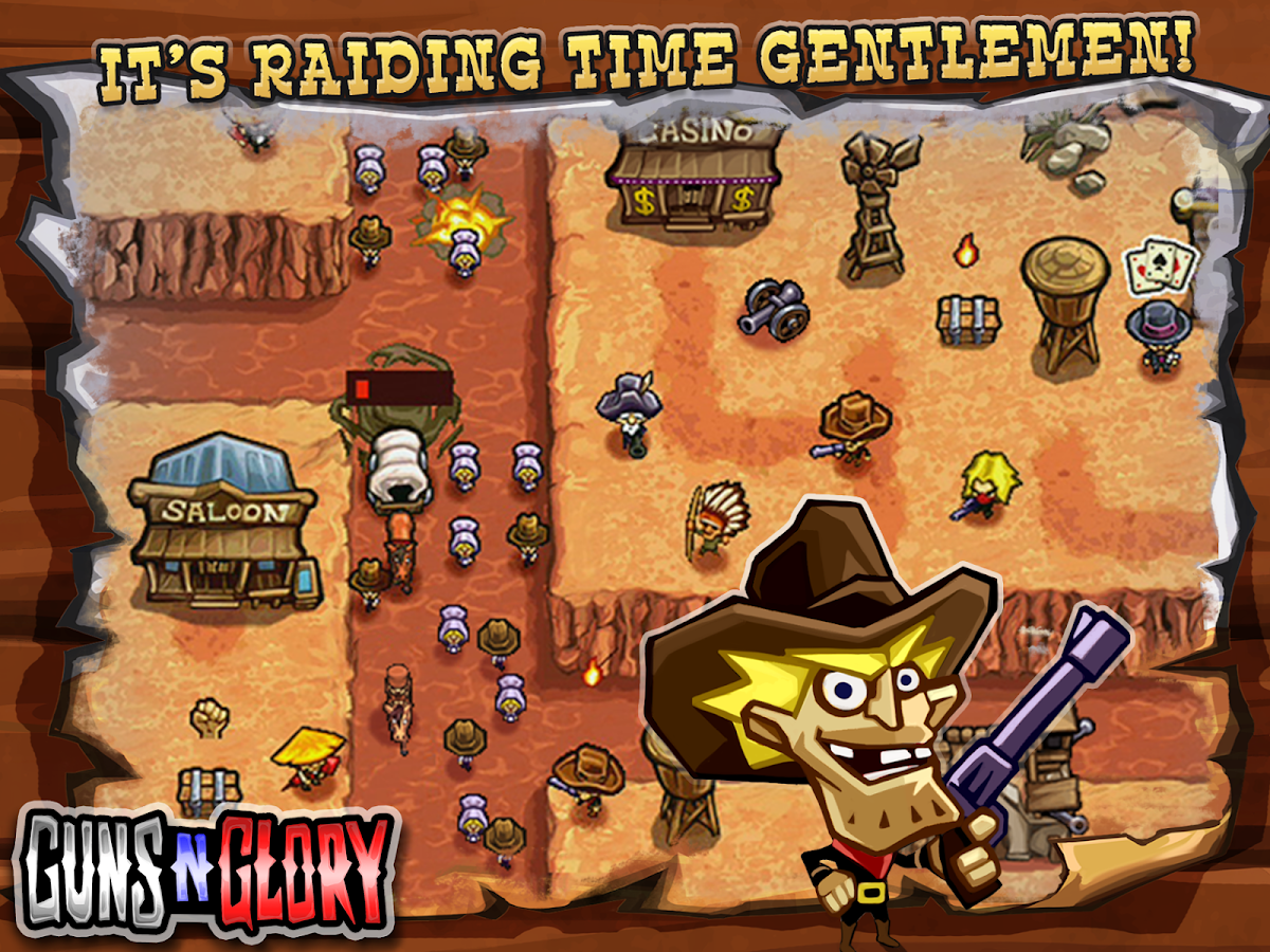 Guns'n'Glory Premium- screenshot