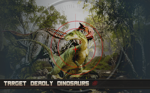 Jungle Dinosaurs Hunting 2- Dino hunting adventure filehippodl screenshot 2