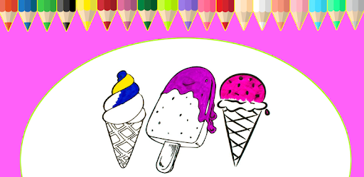 Ice Cream Coloring Game Indir Pc Android Comredberryicecreamv1