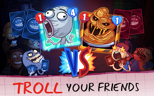 Troll Face Card Quest (Unreleased)- screenshot thumbnail