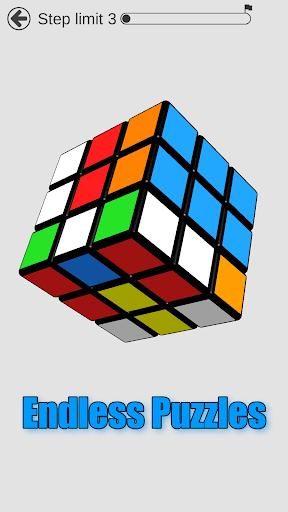 Rubik Cube - Solve puzzle, Learn Algorithms 2.2 screenshots 3