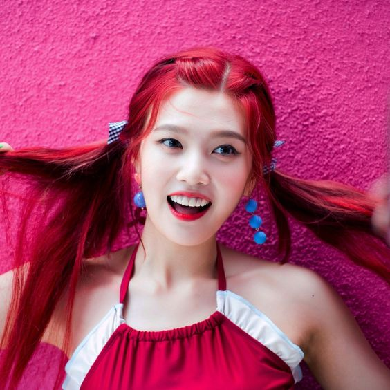 joy red 11