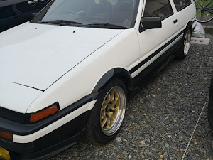 スプリンタートレノ AE86 GT-APEX 昭和61年式のカスタム事例画像 やわらかめさんの2020年04月26日20:06の投稿