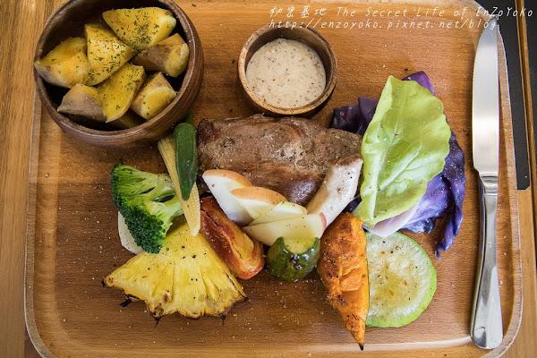 腰果花原食砧板料理,新竹公道五美食 好油少鹽無糖無奶, 低溫烹調舒肥料理, 吃到食物的原味美味