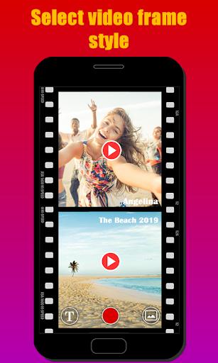 Instant Video Rec - Video Story Maker screenshot 4