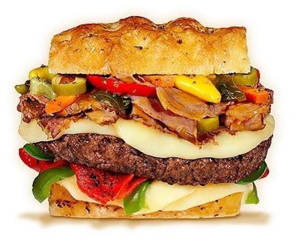 The Chicago Burger Recipe