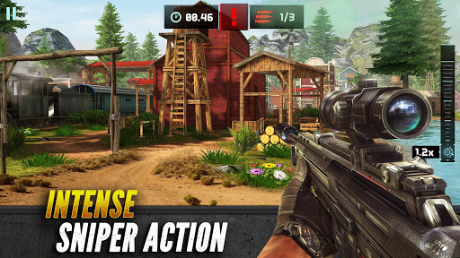 Sniper Fury: Online 3D FPS & Sniper Shooter Game  screenshots 2
